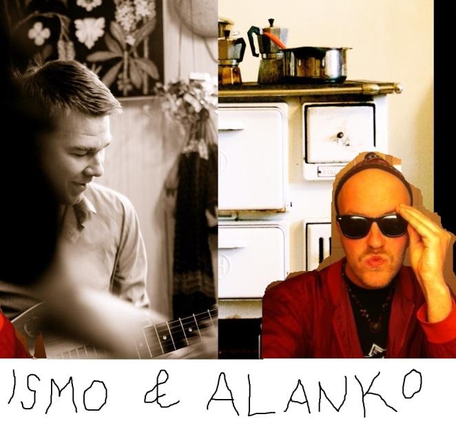 Ismo & Alanko_promo